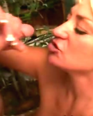 Mature licking balls and do a blow job amateur