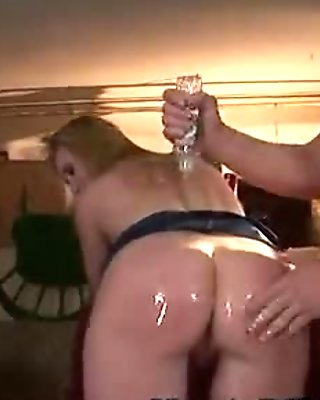 Mature mom getting all her holes filled