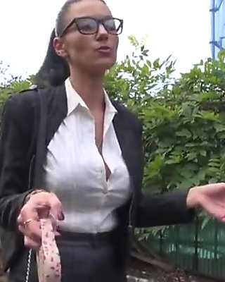 British Mother On Some Guys Hard Cock